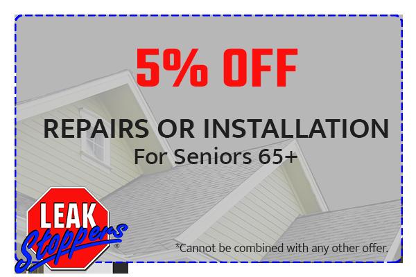 65+ Senior Discount